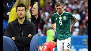 Germany legend Michael Ballack questions Joachim Low's players after shock World Cup exit