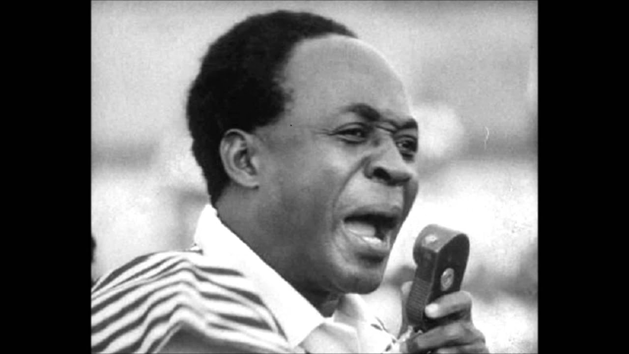 Nkrumah's speech at the inaugural ceremony of the OAU