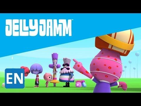 Jelly Jamm. Musical Aurora. Children's animation series. S01 E25