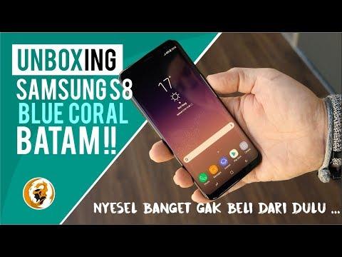 Unboxing Samsung S8 Batam NYESEL BANGET Gak Beli Dari