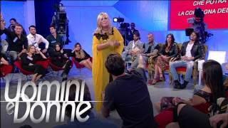 Uomini e Donne, Trono Classico - Tina vs Luca