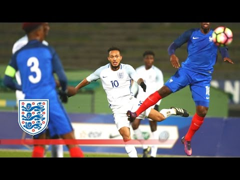 France U21 3-2 England U21 | Goals & Highlights
