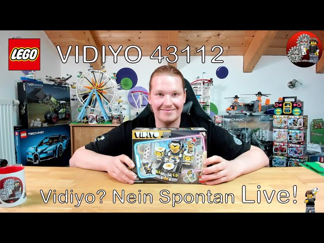 VIDIYO? Nein, heut bau ich spontan Live VIDIYO 43112