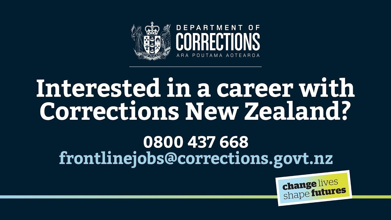 Corrections Officers June 2018   Careers at Corrections