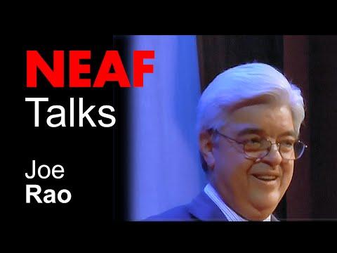 Joe Rao | Understanding Meteor Showers | NEAF Talks