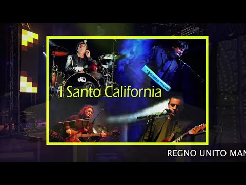 I SANTO CALIFORNIA - I SANTO CALIFORNIA SPOT TOUR 2019