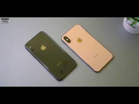 iPhone X hay iPhone XS???