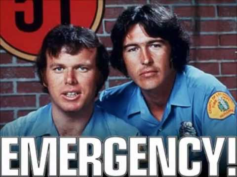 """TRIBUTE TO THE CAST OF """"EMERGENCY!"""""""
