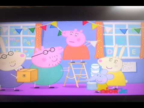 Shocking bad language in Peppa Pig