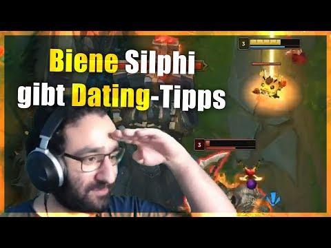 Biene Silphi gibt Dating Tipps! Stream Highlights [League of Legends] thumbnail