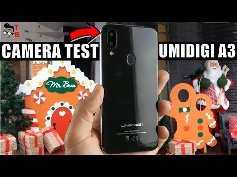 UMIDIGI A3 Camera Test: Sample Photos & Videos