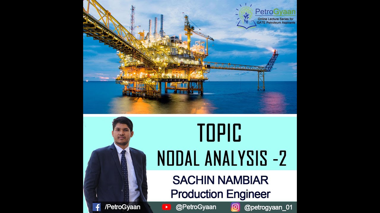 what is nodal analysis in petroleum engineering