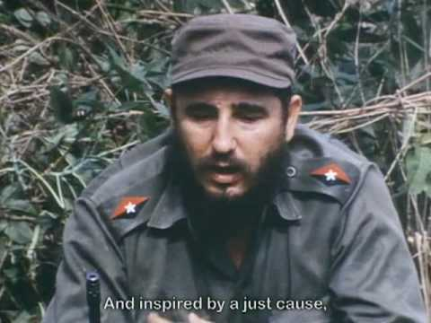 Castro in his own words.