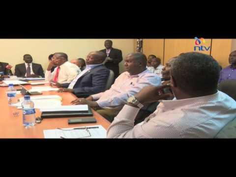 NOCK adopts International Olympic Committee proposed constitution