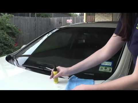 Rain X Deep Cleaning Windshield Kit