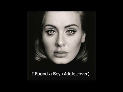 I Found A Boy (Adele cover)