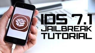 iPhone, iPad & iPod unter iOS 7.1 Jailbreaken! TUTORIAL (deutsch/german) - felixba