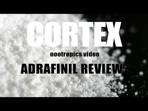 Adrafinil REVIEW - Unobstructed Wakefulness SWITCHED ON.