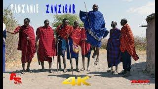 Tanzanie | Zanzibar | 4K | Drone - 2018