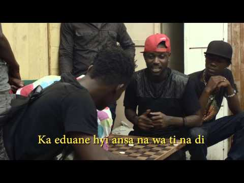 UNICEF Ghana - Ebola & Cholera Prevention Campaign (Wash Wana Hands) Karaoke