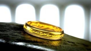 Создаем кольцо Всевластья в Blender