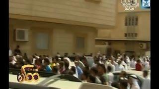 #ممكن |  خيري رمضان يتقدم بالعزاء لأهالي الشعب السعودي في تفجير مسجد شيعي