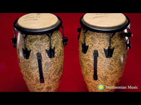 What are the Differences Between Poncho Sanchez and Mongo Santamaria's Congas?