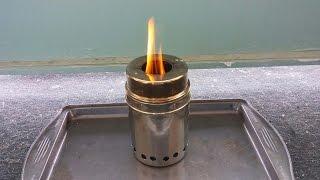 Breaking Down Version 4 - Diy Stainless Steel Wood Gas Stove