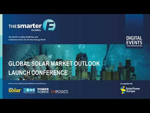Brazil: How to continue solar growth despite COVID - Global Market Outlook Launch Conference 2020