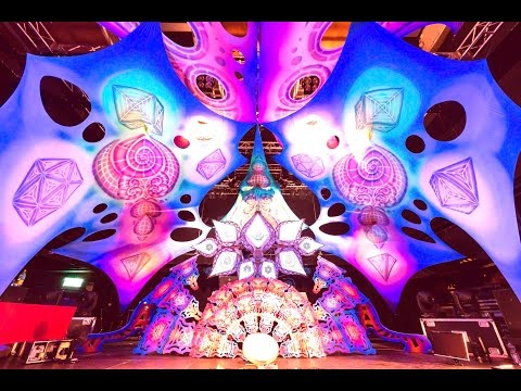 ☼ Fullon Full Power Psytrance mix  ☼ Happy Psy Year ☼ by Zenrah