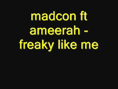 madcon ft ameerah   freaky like me