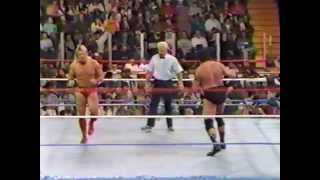 Red Rooster vs Iron Mike Sharpe