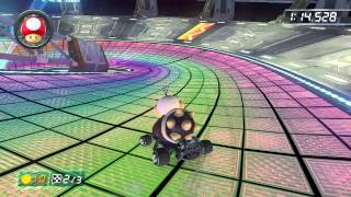 Rainbow Road - 1:59.903 - Diogo (Mario Kart 8 World Record)