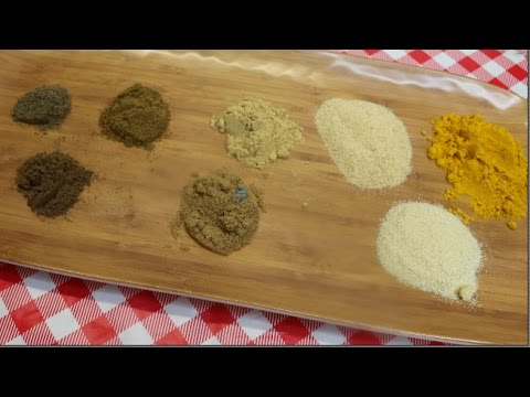 Thai Curry Spice Blend ~ Homemade Thai Curry Blend Recipe ~ Noreen's Kitchen