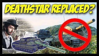 ► DeathStar Getting Replaced + New French Heavies - World of Tanks: Patch 9.21 Update