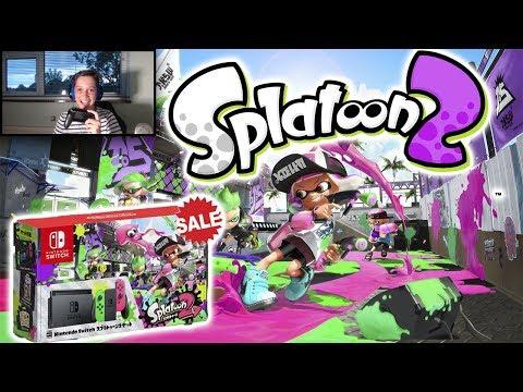 Splatoon 2 Nintendo Switch Gameplay Ep 1 - Gorgeous Gaming