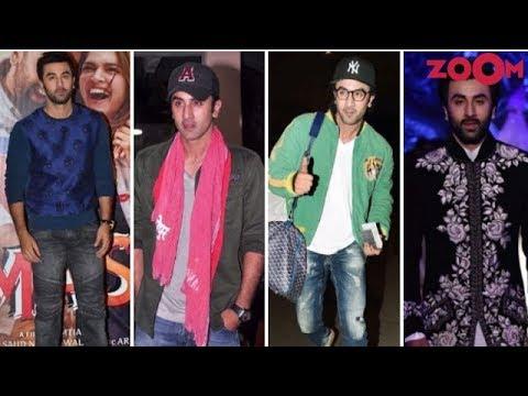 Ranbir Kapoor's Style Evolution Over The Years
