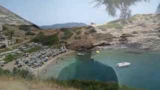 Греция, о Крит, д Бали Прогулка до соседнего пляжа, июнь 2015г.(В июне 2015 года я провела свой отпуск в Греции, на о.Крит, в тихом, невероятно красивом месте, хочется туда..., 2015-09-13T18:28:27.000Z)