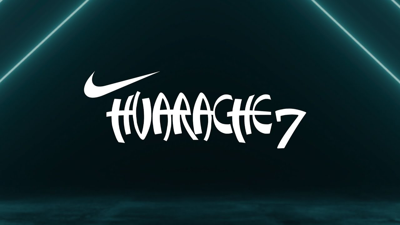 Nike Huarache 7 Lacrosse cleats - YouTube