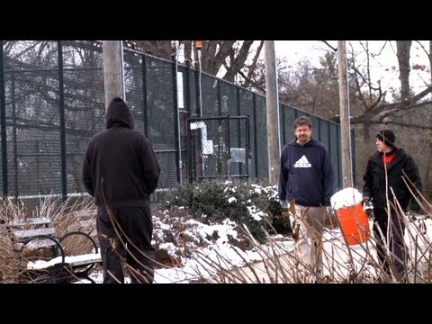 Winter Prank Goes Terribly Wrong