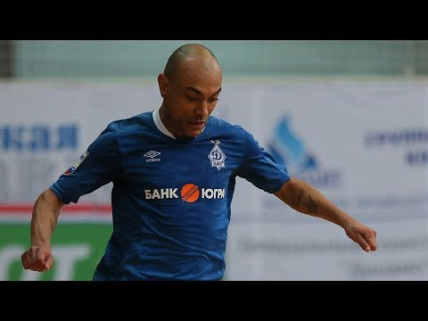 DYNAMO vs SIBIRYAK. Futsal.Russian Superleague. 22/05/2017. GOALS