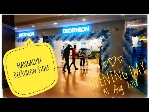Mangalore Decathlon Store|Opening Day