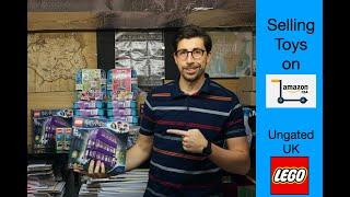 How I got Ungated for Toys on Amazon FBA UK ( Selling Lego )