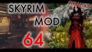 Skyrim: Обзор модов #64 - Equipping Overhaul, Immersive Armors, Immersive weapon, Vetrheim | GKalian