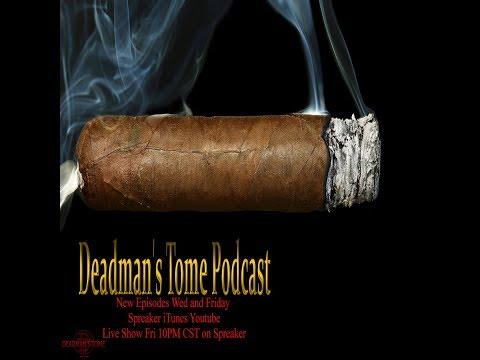 Deadman's Tome - Tony Evans Shit Fest