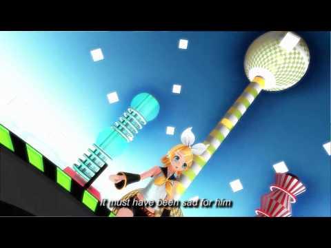 [MMD] Kokoro - Rin Kagamine - English Vocaloid Cover