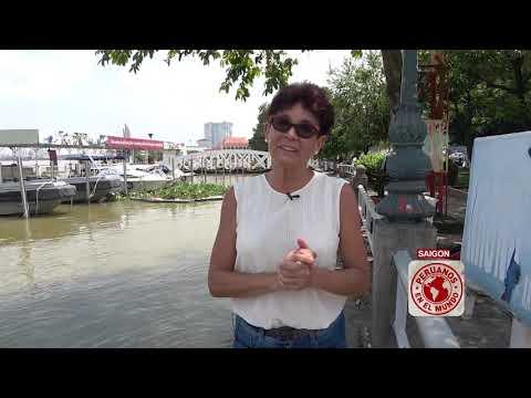 Peruanos en el Mundo: SAIGON, Vietnam