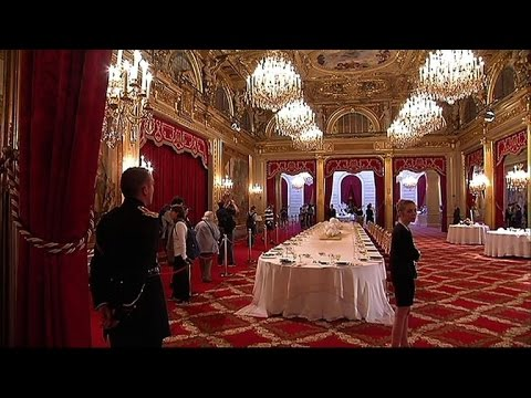 journ es du patrimoine d couvrir le palais de l 39 elys e youtube. Black Bedroom Furniture Sets. Home Design Ideas