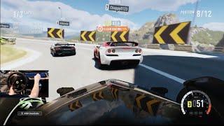 Forza Horizon 2 LP Ep23 Close to a Rage Quit w/Thrustmaster Wheel Cam   SLAPTrain