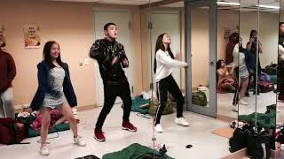 Ronnie Alonte Rolex dance challenge